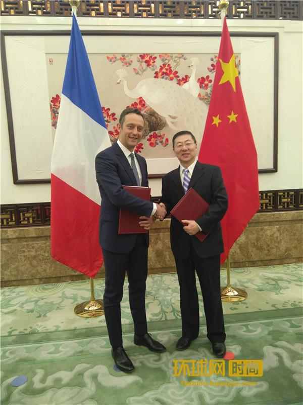 法资巨头欧莱雅助力中法经贸合作, 谱写在华发展新篇章