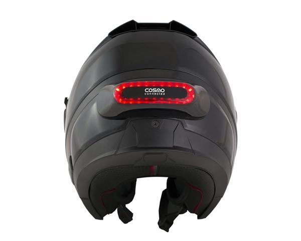 自行车爱好者的福音:自行车头盔专用灯能救命