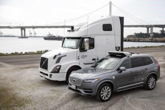 Uber抱上巨头NVIDIA大腿 共同测试自动驾驶汽车