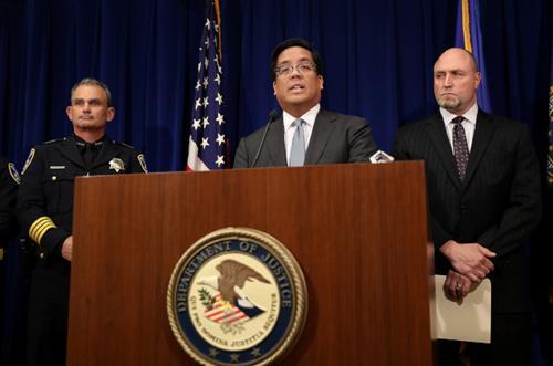 美媒:美华裔谢振强代理北加州联邦检察长 有望获正式任命