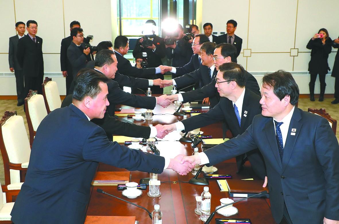 半岛能否迎来转折?韩媒警惕不能中了离间之计