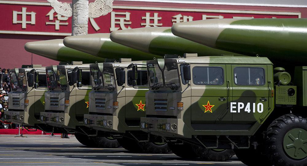 俄专家:东风17将成消灭敌人反导系统专门工具