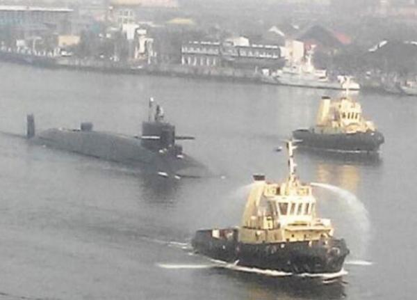 印国产核潜艇遭奇葩事故:海水倒灌致严重故障