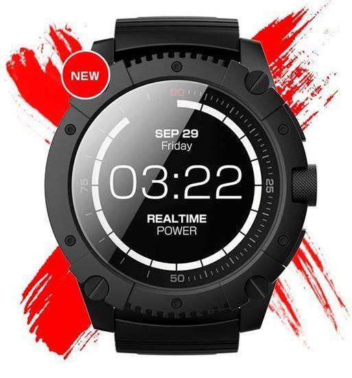 厉害!无需电池 这款智能手表可通过体温发电