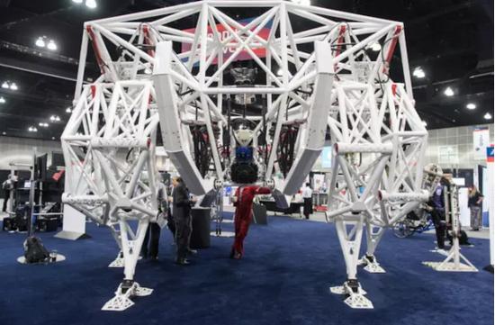 Furrion巨型仿生竞赛机械Prosthesis正式发布