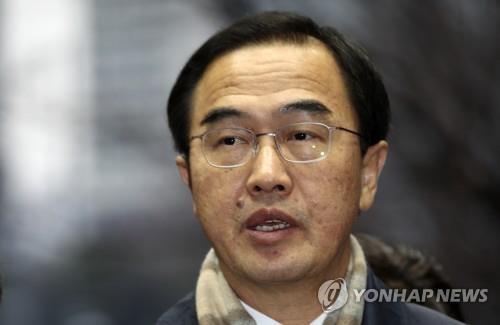 韩统一部长:朝韩高层会谈协议不影响与国际合作促朝弃核