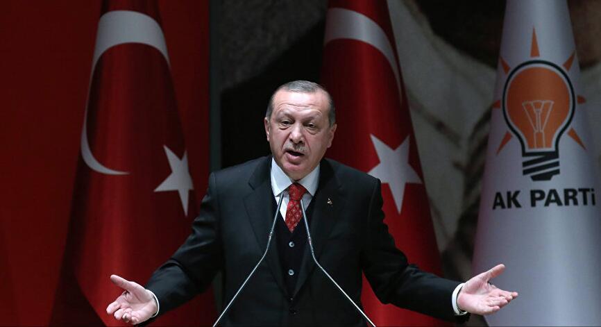 """土耳其总统:美国庭审土人民银行副行长是试图""""发动新政变"""""""