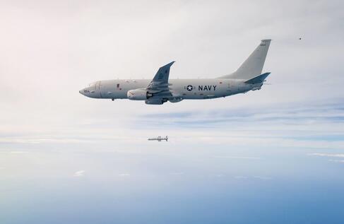 巧合?俄国防部称驻叙基地遭袭击时美军机正在上空巡逻