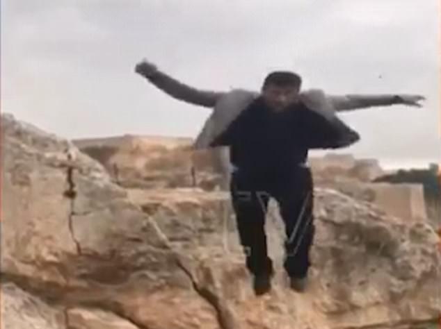 悲剧!土耳其男子生日当天悬崖边上摆拍不慎坠崖