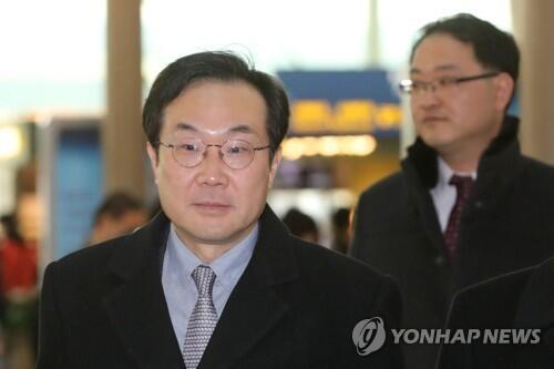 朝核六方会谈韩方团长启程赴美 介绍朝韩高层会谈结果