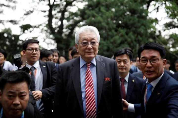 外媒:朝鲜代表独自抵达国际奥委会洛桑总部