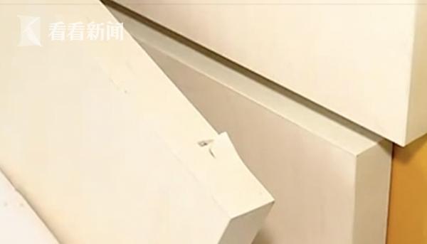 皇冠电子游戏网址:女子酒店熟睡被木板砸中缝9针_店方只愿赔1万元