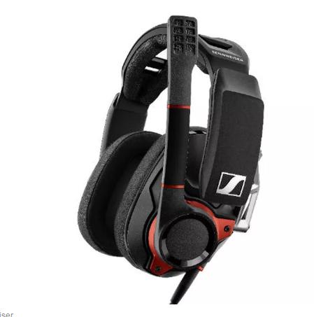 森海塞尔游戏耳机提供高端噪音消除功能