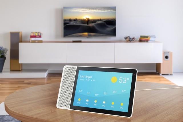 联想打造带屏幕的智能助手 谷歌助手也可支持触控