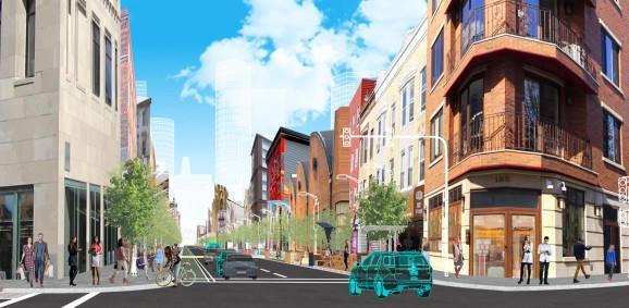 福特CES2018宣布多项合作 欲用自动驾驶车送外卖
