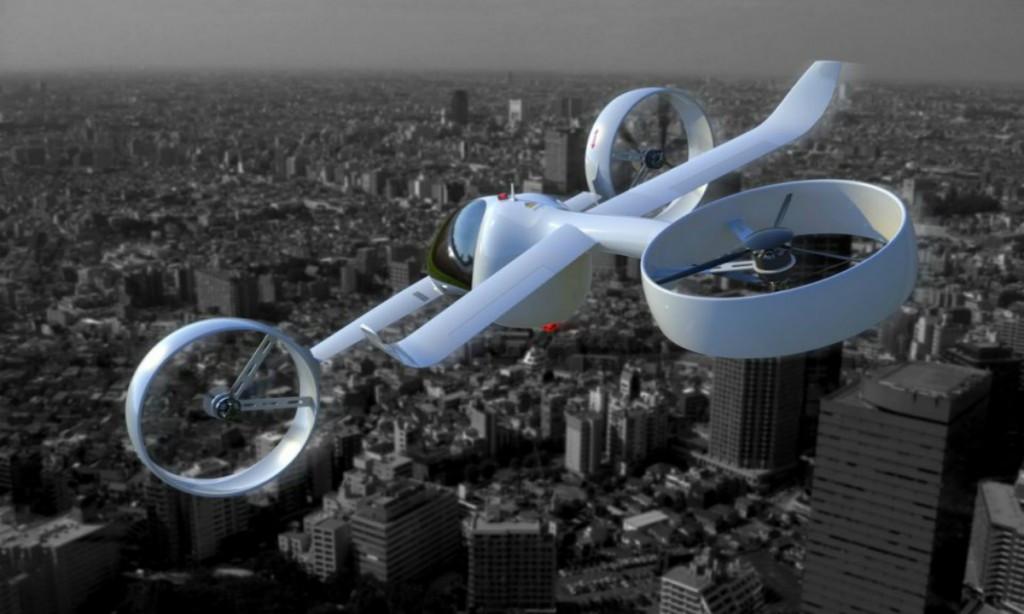 载客无人机要上天,最高时速达113公里,你敢坐吗?