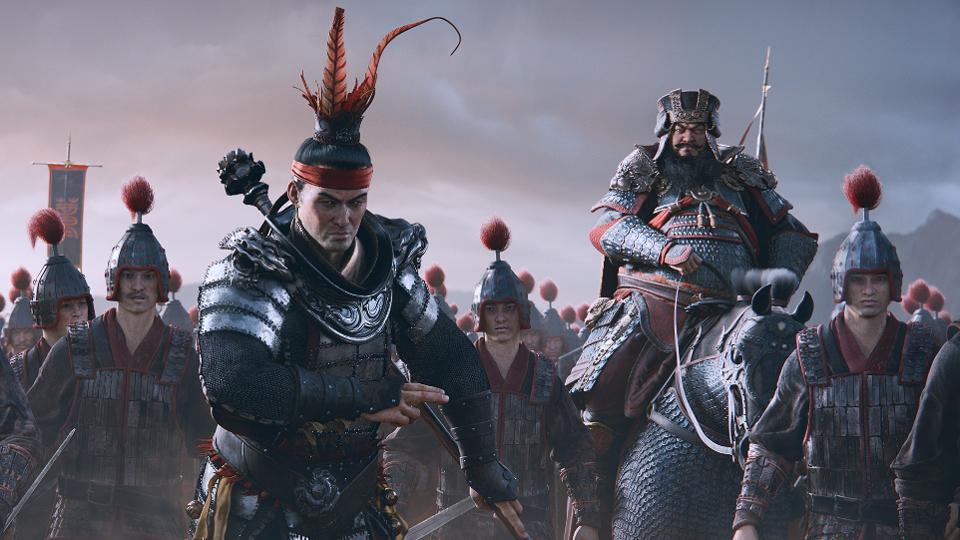 世嘉发布中国历史题材游戏《全面战争:三国》
