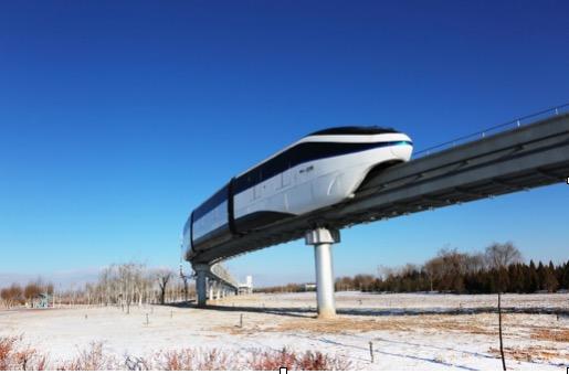 厉害!我国开通全球首条无人驾驶云轨