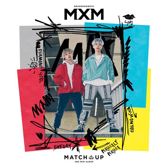 韩国超人气偶像男团MXM大势回归掀钻石旋风