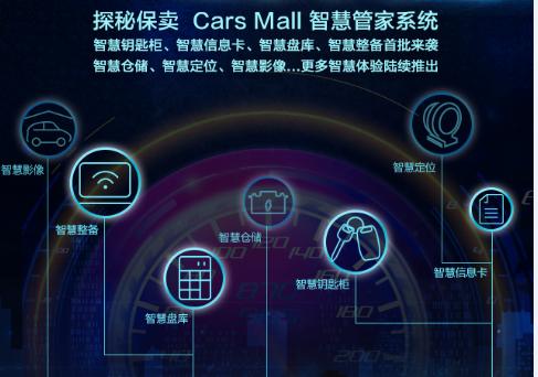 """瓜子二手车创建""""CARS Mall智慧管家系统"""" 赋能二手车新零售"""