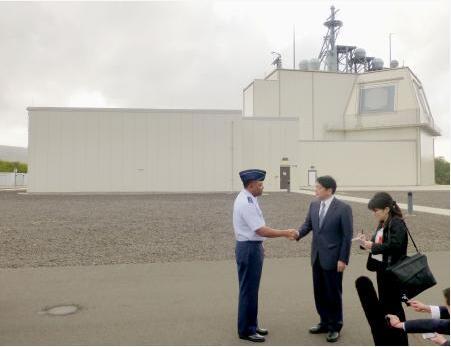 日防相就陆基宙斯盾发射试验称正与美国展开磋商
