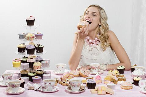 甜食爱好者的福音!俄媒称减肥无需拒绝所有甜食