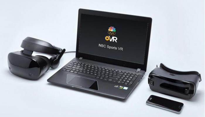 英特尔宣布为2018平昌冬奥会提供VR赛事直播技术