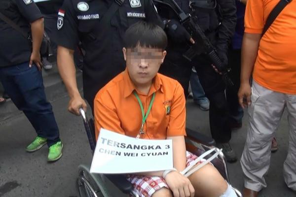 金沙线上娱乐网站:印尼打击台籍毒贩不手软:只要拒捕,就直接射杀
