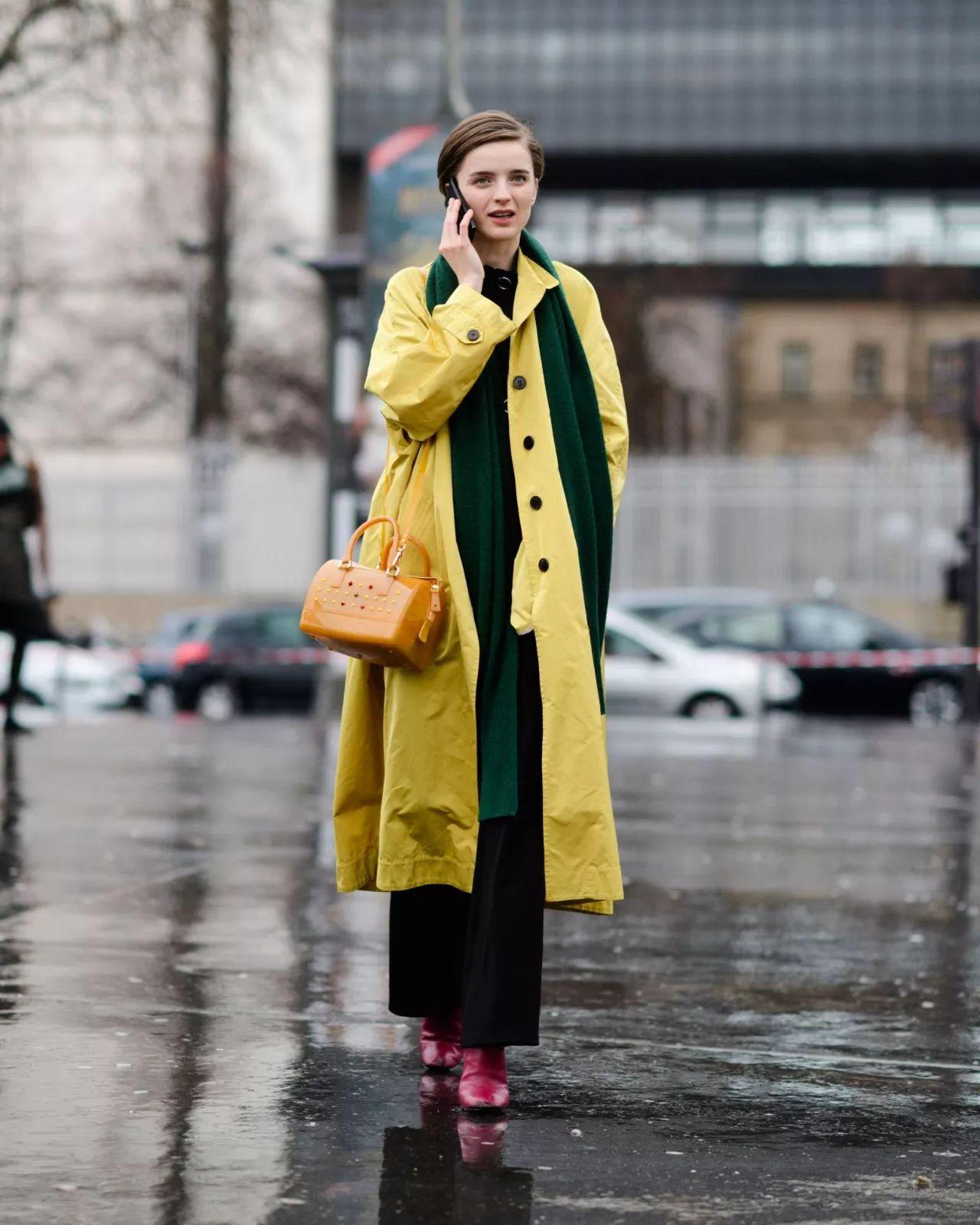 冬天最保暖又时髦的裤子,就是它了!