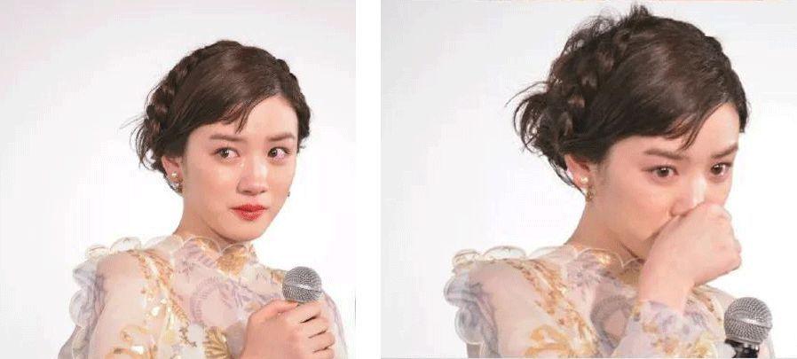 继永野芽郁之后,又一鸿运国际娱乐网站女明星上演仙女式哭泣,但我发现她……
