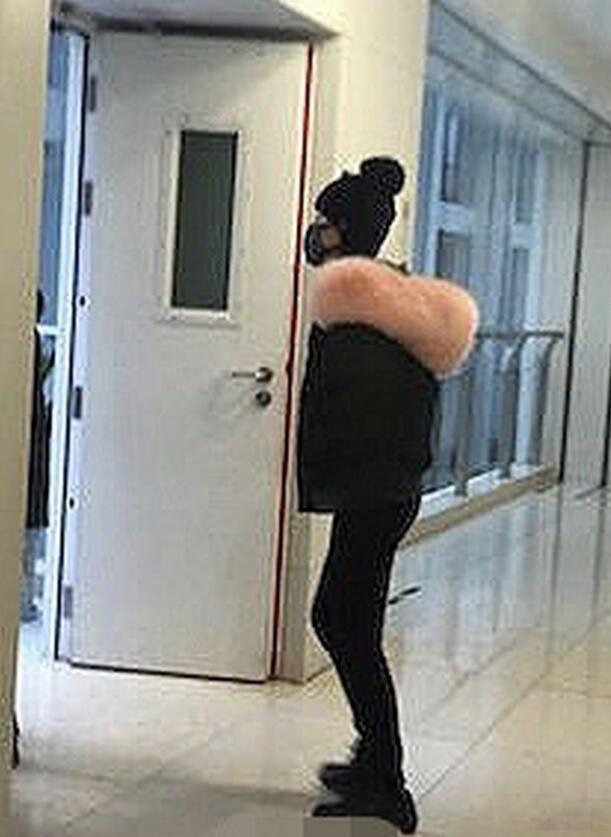 海清否认怀二胎:没有的事儿 妈妈正在住院