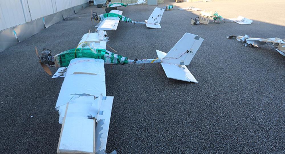 俄军方公布袭击俄基地无人机照片 回击美方言论