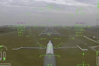 云影无人机飞行第一视角曝光