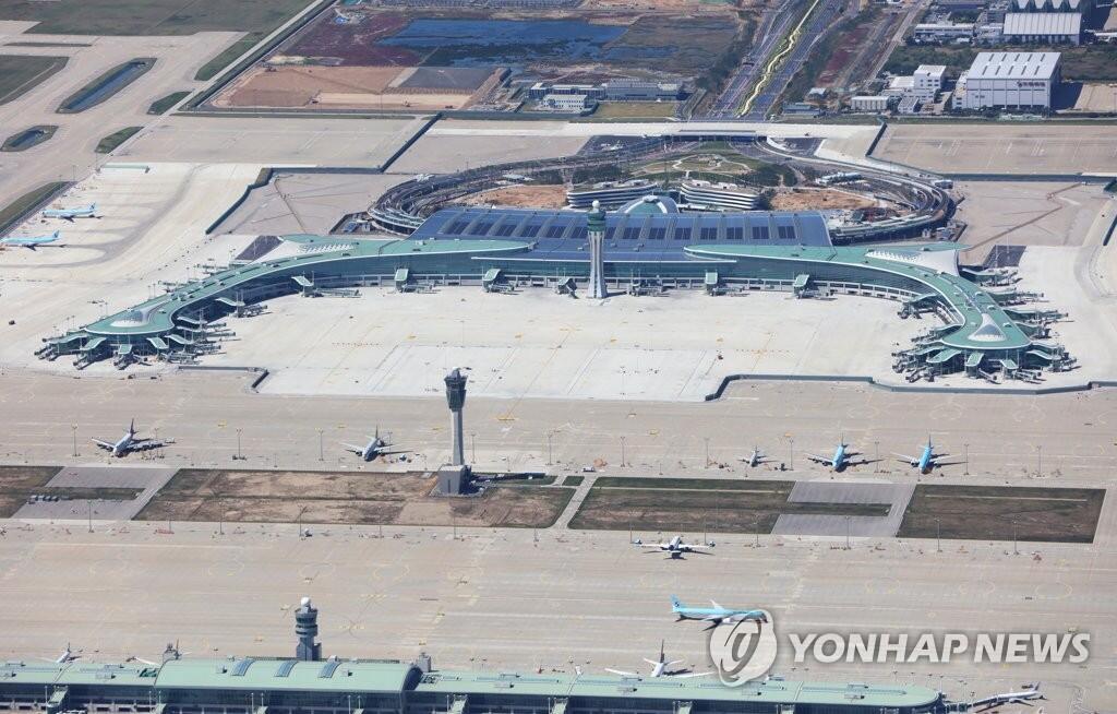 仁川机场第2航站楼今日亮相 18日正式运行