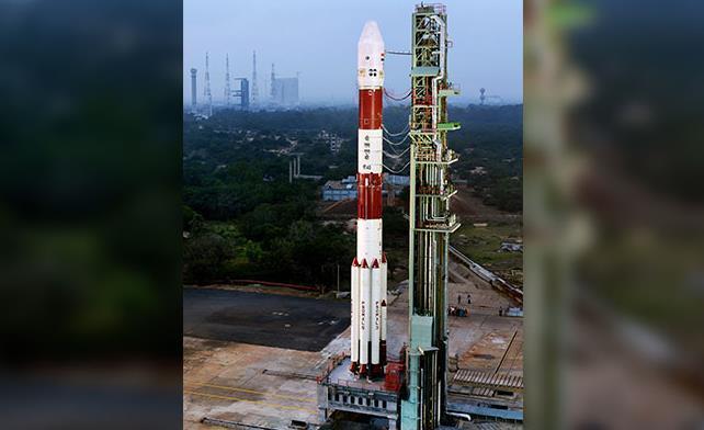 印度成功发射一箭31星 卫星悉数进入指定轨道