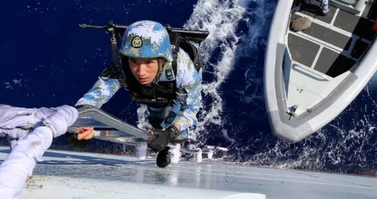 专家:未来一段时期中国海上战略压力或剧增