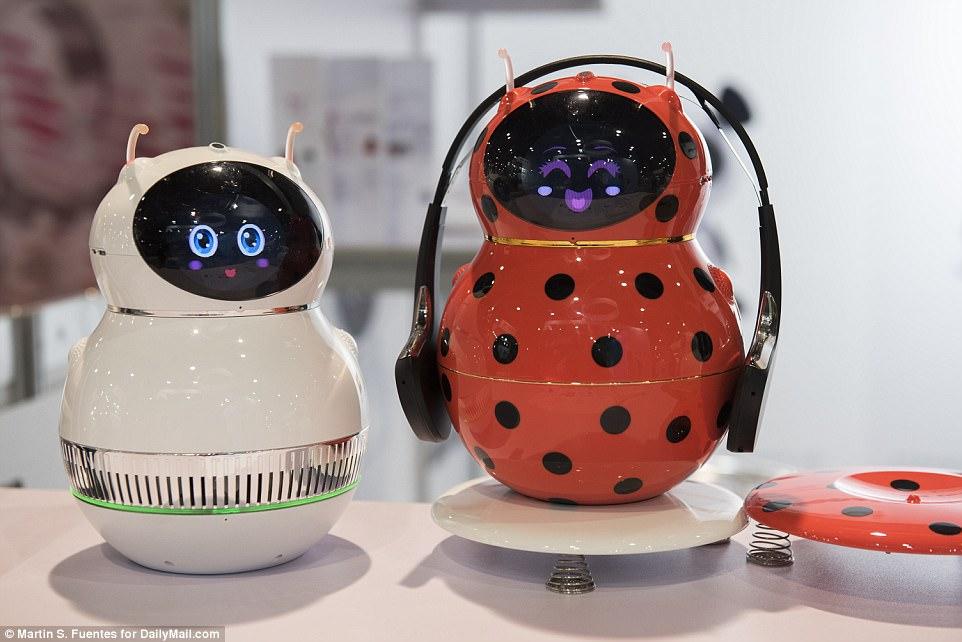 CES2018:盘点CES酷炫机器人