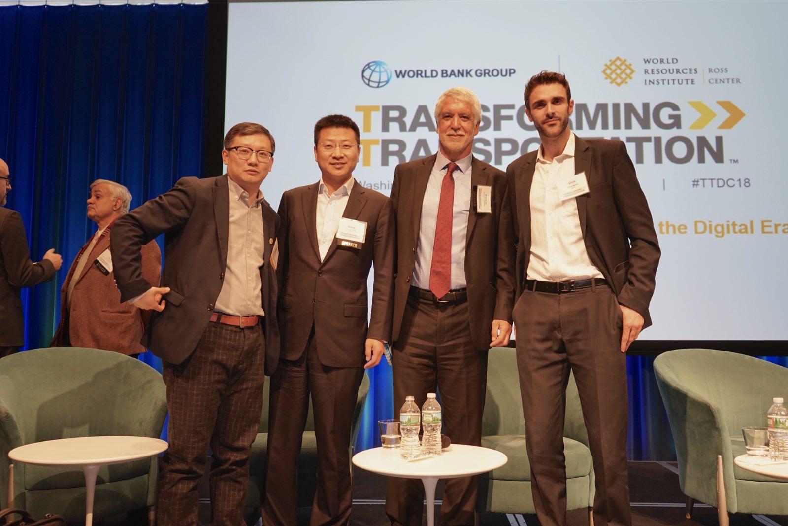 摩拜王晓峰:中国单车为华盛顿增加20万就业机会