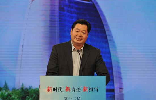 国务院扶贫办副主任洪天云