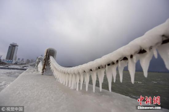 冷空气影响趋于结束 中央气象台解除寒潮黄色预警