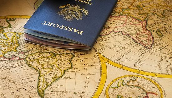 护照含金量排名:德国再居榜首