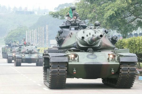 台军扬言要升级淘汰坦克对抗解放军遭讽:又自嗨