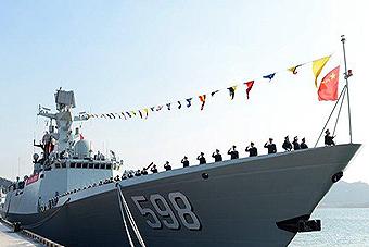 新年后又下饺子!最新一艘054A日照舰服役