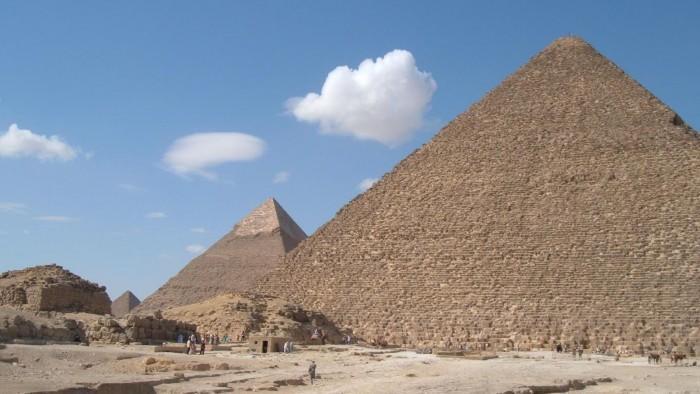 现实中的《权力的游戏》:铁王座或隐藏在埃及