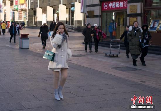中国中东部地区气温陆续回升 13日起黄淮等地有霾花店利润