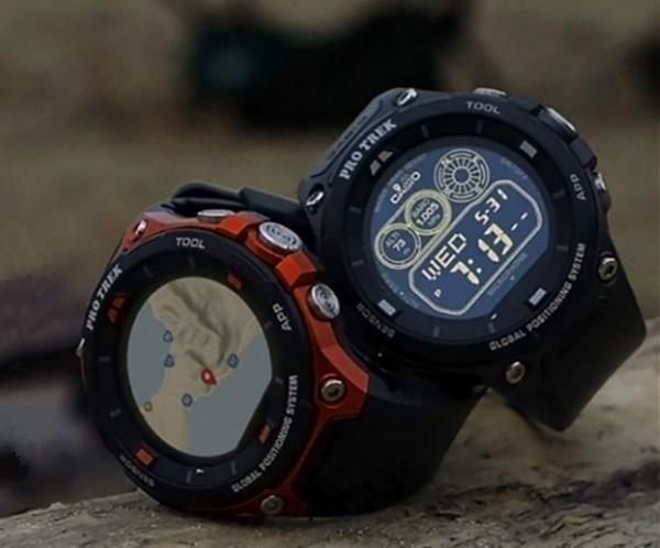 坚固智能两不误 卡西欧推限量版户外智能手表