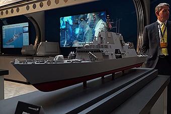 濒海舰失宠?洛马展竞标优乐娱乐导弹护卫舰方案