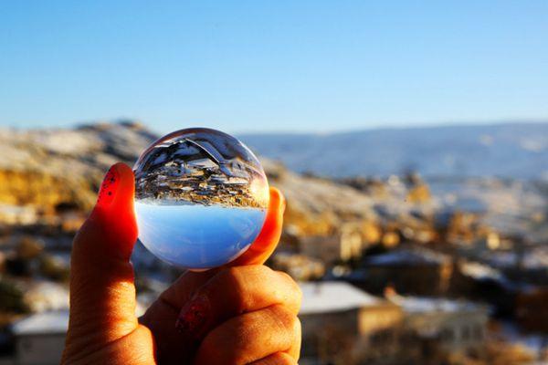 冬游土耳其 一睹卡帕多奇亚迷人东景