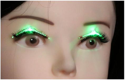 岛国新科技:亮瞎你的睫毛