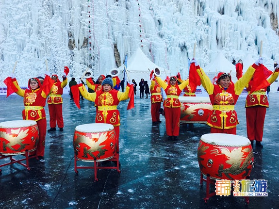 2018全國攀冰錦標賽在房山金水湖景區成功舉辦